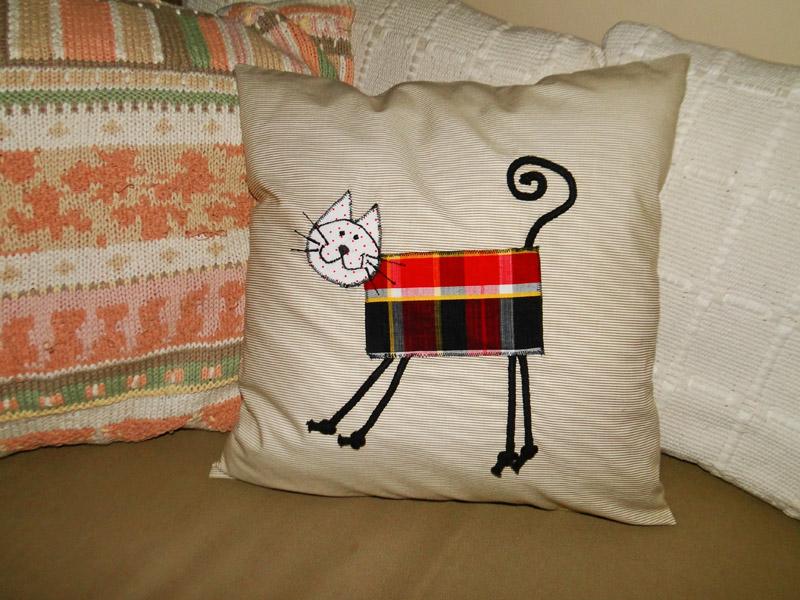 JaśKot-poduszka