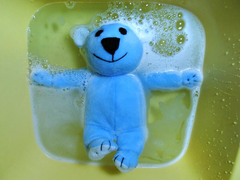 Pluszowe zabawki do prania. Wykonane ręcznie, na zamówienie.